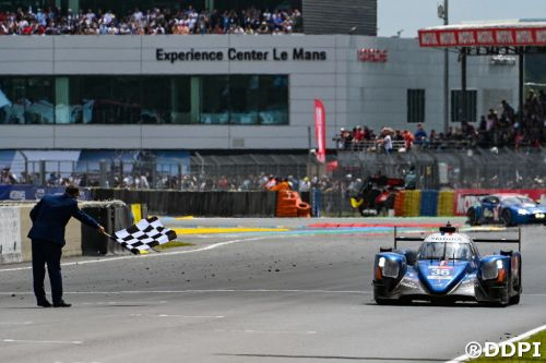 Succès total aux 24 Heures du Mans pour Oreca