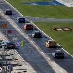 Hollywood Casino 400 - Les emplacements dans les stands