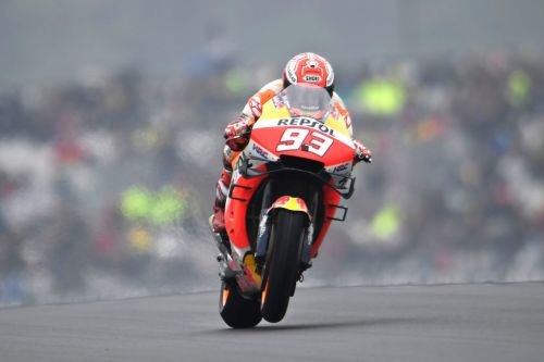MotoGP: Motegi, Marquez intraitable en qualifications