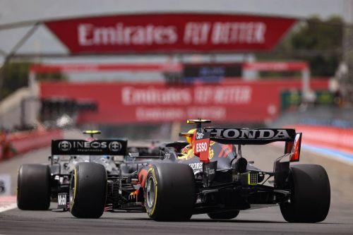 Shovlin: Perez squashed Mercedes' two-stop option in France
