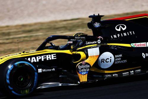 Hulkenberg boosted to the max for 'special' German GP