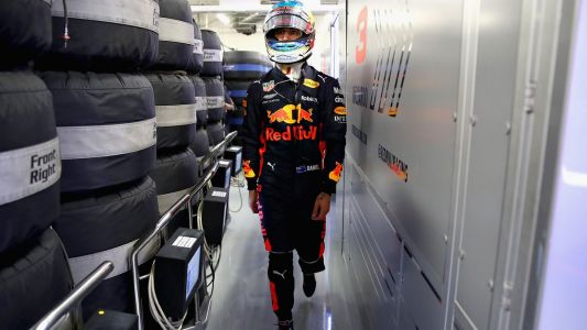Coulthard: Ricciardo belongs in F1's top 'bracket'