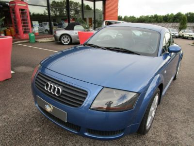 Audi TT 1.8L Turbo 180 Cv « Blue Edition »