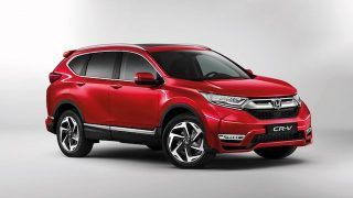 Paris 2018 : Honda CR-V Origin Edition et Honda HR-V First Edition