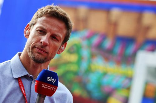 Button urges Leclerc to think big and aim for title