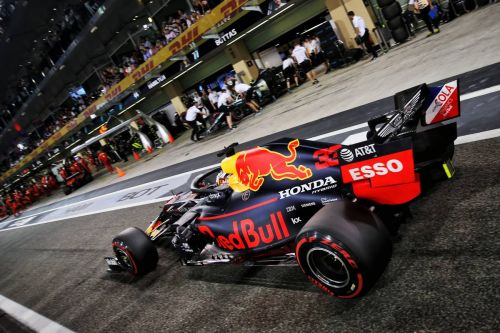 Verstappen: front row was 'best we could do today'