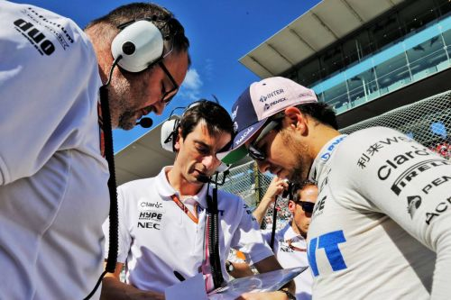 Force India back in credit heading to 'home race' for Szafnauer