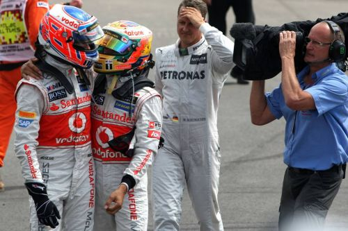 'It's a different Lewis now', says former team mate Button