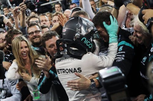 Mercedes Vowles still 'can't work out' why Rosberg retired