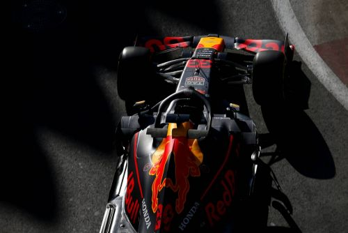 Verstappen refutes claims he's Red Bull's 'first driver'