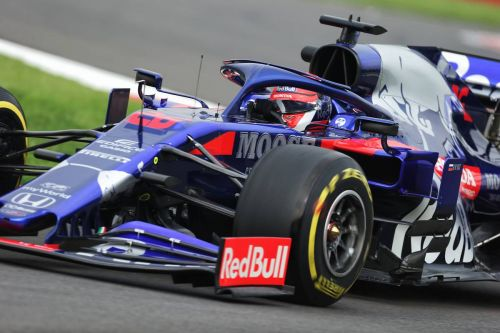 Kvyat: '2019 in line with one of my best years in F1'