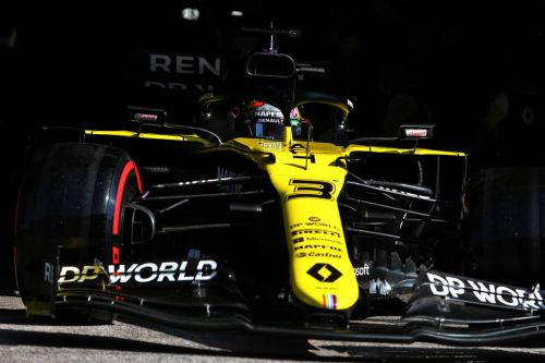 Ricciardo needed 'one more minute' to take part in Q3