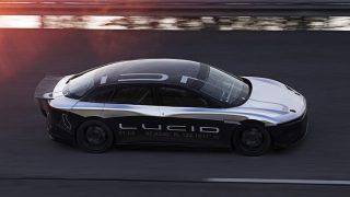 Entrée en bourse de Lucid Motors, start-up dédiée aux VE