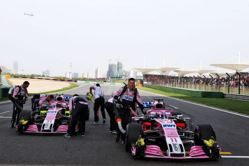 Force India not out of the woods yet with correlation issues