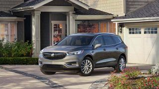 New York 2017:  Buick Enclave