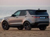 Land Rover:  petit restylage pour le Discovery