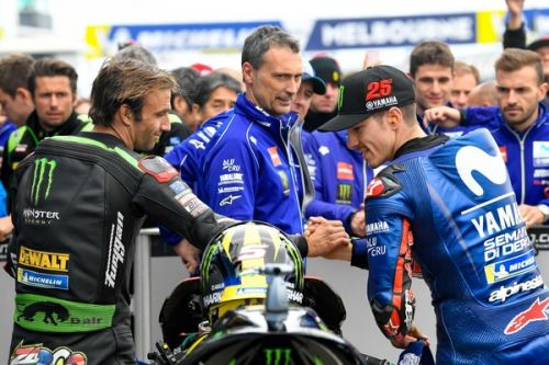 Australie, Zarco :  « Des chances de podium »