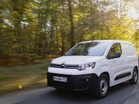 Essai - Citroën Berlingo Van : la version Worker des fourgonnettes PSA