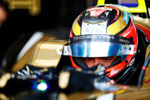 Formule E:  Qualifications, Jean Eric Vergne disqualifié !