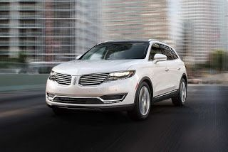 Lincoln MKT, maintenu sous perfusion