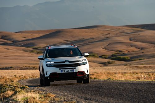 Essai Citroën C5 Aircross essence:  le test du 1.6 PureTech 180 EAT8