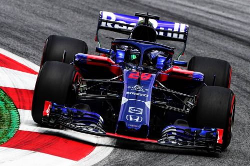 Toro Rosso still searching for Hartley suspension failure cause