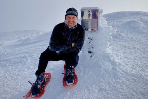 A postcard from Bottas' most northern retreat