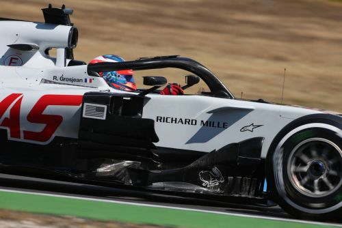 Grosjean spies Spa success to save seat at Haas