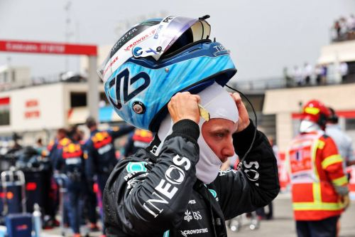 Bottas at a better place 'mentally' with Williams - Button