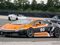 Photos du jour:  Lamborghini Gallardo Super Trofeo