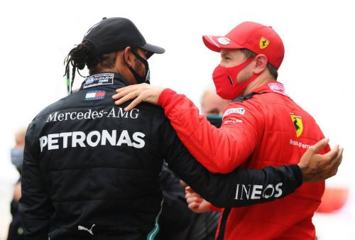 Hamilton: Racing for Ferrari 'just wasn't meant to be'