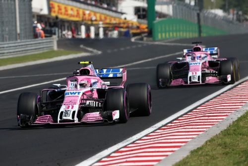 Racing Point F1 Team ne changera pas de nom