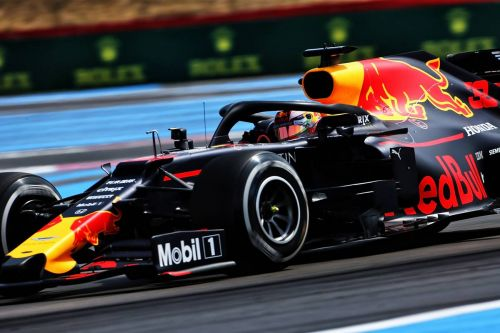 Verstappen hoping for 'continued progress' at Silverstone