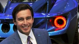 Ford licencie Mark Fields
