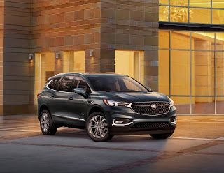 New York 2017, 2018 Buick Enclave