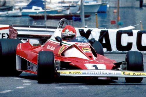 Lauda makes it four out of six in the Principality