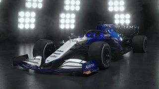 F1 2021:  voilà la Williams FW43B