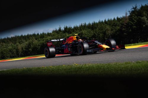 Red Bull 'impressed all weekend' with mature Albon
