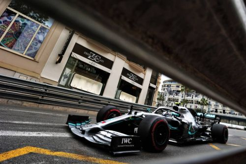 'Dream' day for Hamilton as Mercedes dominates Monaco practice