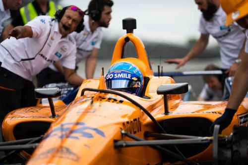 It's heartache for McLaren as Alonso's Indy 500 bid fails!