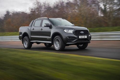 Ford Ranger MS-RT (2021). Le pick-up en tenue de sport