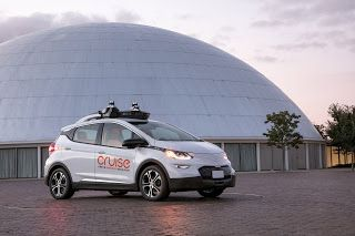 GM, des Chevrolet Bolt EV autonomes à Manhattan