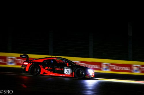 24H Spa, H+6:  on s'échange la place de leader entre Mercedes et Lamborghini