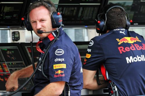 Red Bull's Horner: 'Hulkenberg isn't on our list'