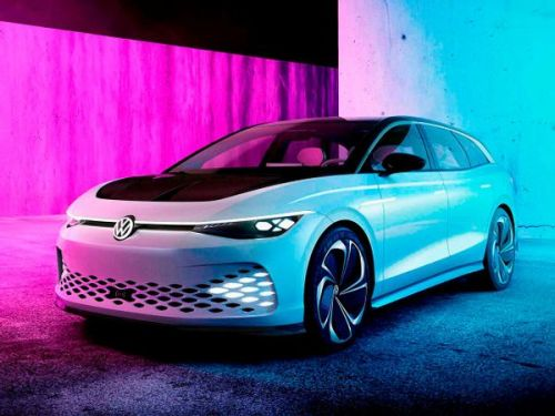 Volkswagen:  un grand break électrique en 2023