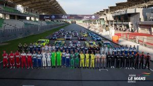 Une audience record pour l'Asian Le Mans Series 2018/2019