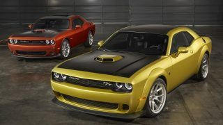 Los Angeles 2019:  Dodge Challenger 50th Anniversary Edition