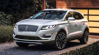 Le Lincoln MKC pourrait devenir Lincoln Corsair