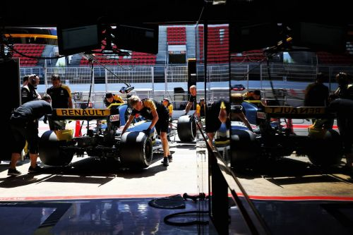 FIA adds fuel system elements to F1 tender process