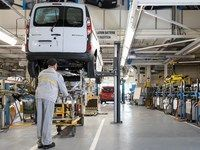 Renault va augmenter sa production d'utilitaires en France